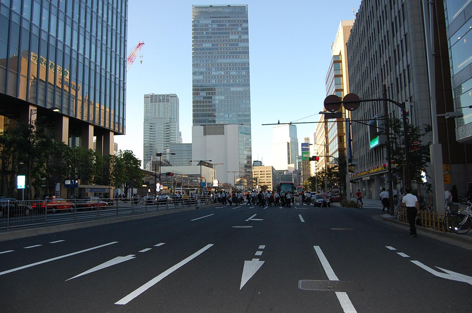 東京駅 風景